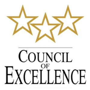 Council of Excellence Award